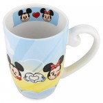 Mickey and Minnie Mouse Love Emoji Mug