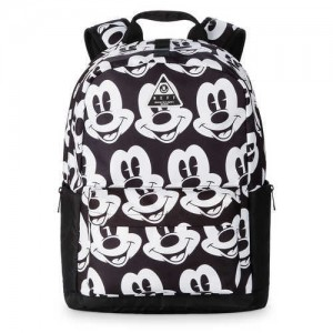 Mickey Mouse Faces Backpack by Neff