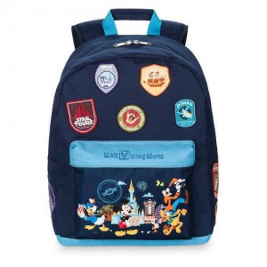 Mickey Mouse and Friends Backpack - Walt Disney World