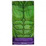 Hulk Beach Towel - Personalizable