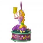 Rapunzel Singing Sketchbook Ornament - Tangled