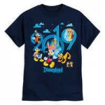 Mickey Mouse and Friends T-Shirt for Kids - Disneyland 2019