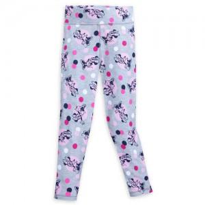 Minnie Mouse Polka Dot Leggings for Girls