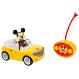 Mickey Mouse Remote Control Town Car
