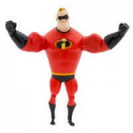 Mr. Incredible Light-Up Talking Action Figure - Incredibles 2 - Toys for Tots