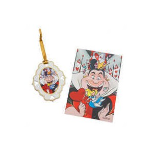 Alice in Wonderland Artist Series Sketchbook Ornament and Lithograph Set - Limited Edition