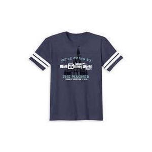 Walt Disney World 2019 Family Vacation T-Shirt for Kids - Customized