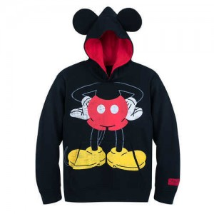 I Am Mickey Mouse Pullover Hoodie for Boys