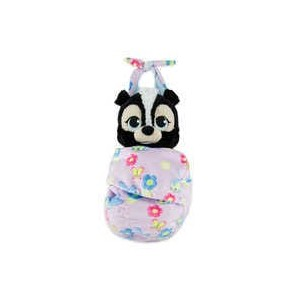 Flower Plush with Blanket Pouch - Disneys Babies - Small