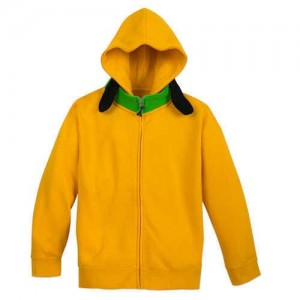 Pluto Zip Hoodie for Kids