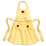 Belle Ball Gown Apron for Kids - Disney Eats