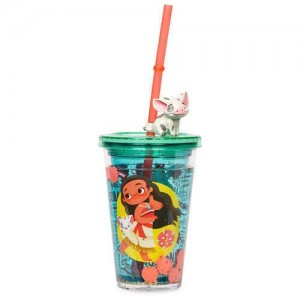 Moana Tumbler with Straw