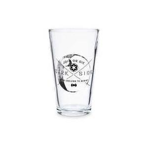 Star Wars Dark Side Drinking Glass