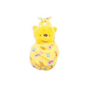 Winnie the Pooh Plush in Pouch - Disney Babies - Small