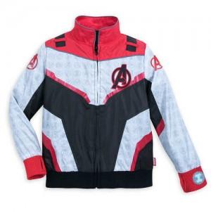 Marvels Avengers: Endgame Windbreaker Jacket for Kids