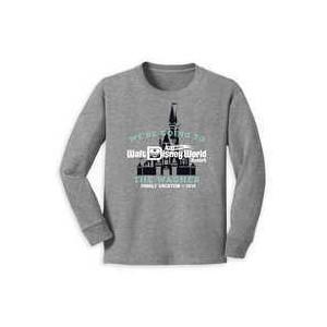 Walt Disney World 2019 Family Vacation Long Sleeve Shirt for Kids - Customized