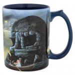 Captain Hook Painting Mug - Peter Pan