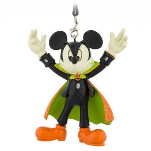 Mickey Mouse Halloween Vampire Ornament