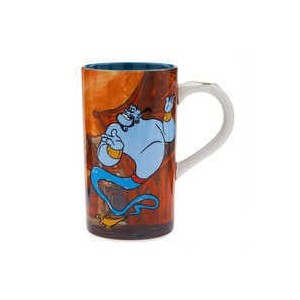 Genie Tall Mug - Aladdin