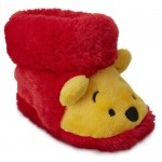 Winnie the Pooh Plush Slippers for Baby