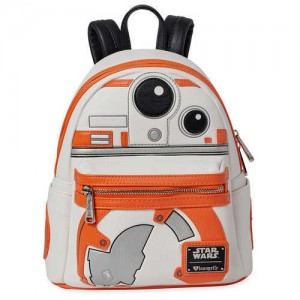 BB-8 Fashion Backpack for Adults by Loungefly - Star Wars