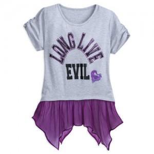 Descendants 2 Long Live Evil Top for Tweens