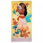 Moana Beach Towel - Personalizable