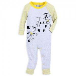 Lucky and Patch Stretchie for Baby - 101 Dalmatians
