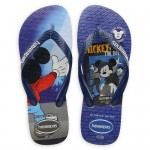 Mickey Mouse and Friends Boy Bands Flip Flops for Adults by Havaianas - 1990s