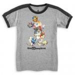Mickey Mouse Soccer T-Shirt for Boys - Walt Disney World