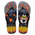 Mickey Mouse Hip Hop Flip Flops for Adults by Havaianas - 2000s