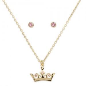 Aurora Jewelry Set for Girls - Sleeping Beauty