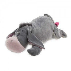 Eeyore Cuddleez Plush - Large