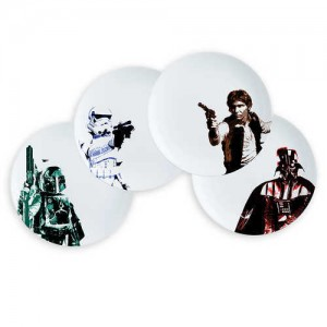Star Wars Dinner Plate Set