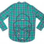 Tinker Bell Flannel Shirt for Adults by Cakeworthy