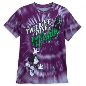 Mickey Mouse The Twilight Zone: Tower of Terror T-Shirt for Kids