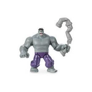 Hulk Action Figure - Gray - Marvel Toybox