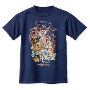 Splash Mountain T-Shirt for Kids - Walt Disney World