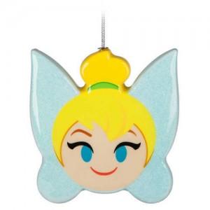 Tinker Bell Emoji Ornament