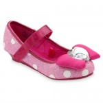 Minnie Mouse Costume Shoes for Kids - Pink