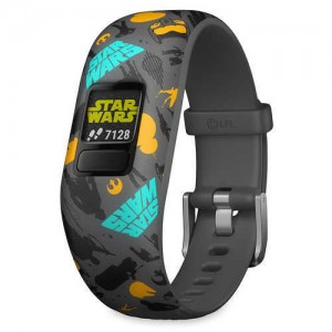 Star Wars: The Resistance vivofit jr. 2 Activity Tracker for Kids by Garmin