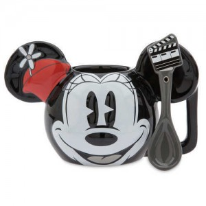 Minnie Mouse Mug and Spoon Set