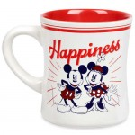 Mickey and Minnie Mouse Happiness Mug