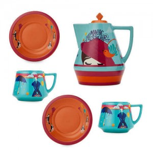 Mary Poppins Tea Set - Mary Poppins Returns