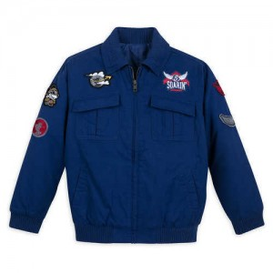 Mickey Mouse Soarin Around the World Jacket for Boys