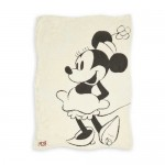 Minnie Mouse Blanket by Barefoot Dreams