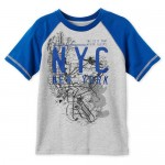 Mickey Mouse NYC Map T-Shirt for Boys - New York City