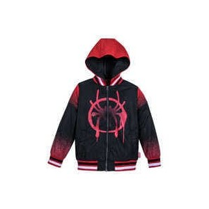 Spider-Man: Into the Spider-Verse Hooded Jacket for Boys