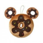 Mickey Mouse Donut Micro Plush