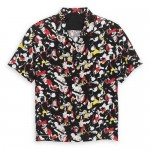 Mickey Mouse Bowling Shirt for Adults by rag & bone